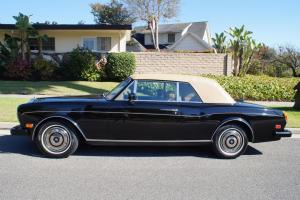 null CORNICHE II MULLINER PARK WARD DROP HEAD COUPE