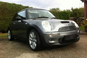 Mini Cooper S Chilli Pack 04 full leather 67K and 1 previous owner fsh