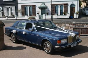 ROLLS ROYCE SILVER SPIRIT 2. 6.7ltr Auto. MOT/TAX Prestige Classic