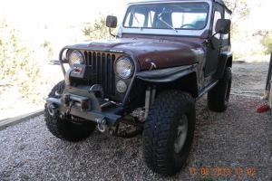 1978 Jeep CJ7 - Rock Crawler or Daily Driver