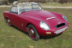 Austin Healey Ashley Sprite - 1962 - 948cc - Very usuable classic - Lots history