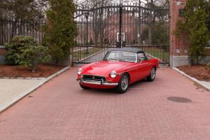 1971 MGB Roadster Photo