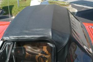 1977 MG Midget convertible