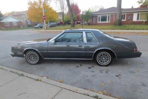 1982 Chrysler Imperial Base Hardtop 2-Door 5.2L