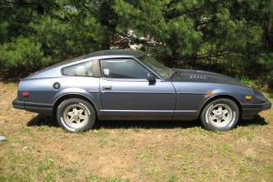 1983 Nissan 280ZX Base Coupe 2-Door 2.8L