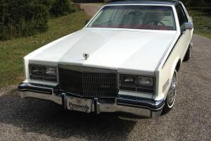 1984 Cadillac Eldorado True One Owner!!!!
