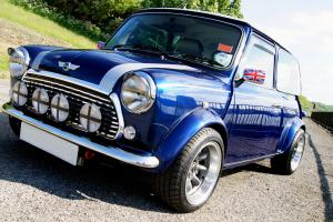 Supercharged Rover Mini Cooper Sport