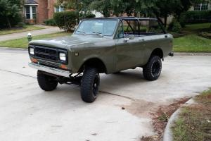 1980 International Scout II Base Sport Utility 2-Door 5.6L