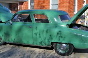 Painstakingly restored to near show room quality.  Runs like it was 1947 again. Photo