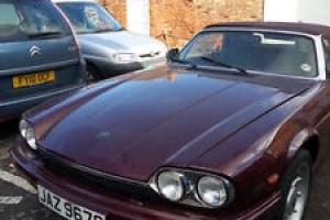 XJS Pre-production Rag Top  Photo
