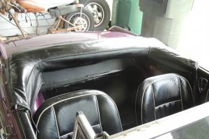 1967 MG Midget Convertable with Tonneu Cover
