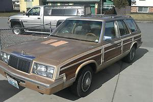 null Woody Wagon