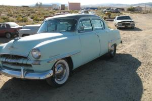 1953 PLYMOUTH SEDAN