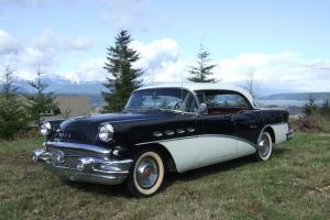 1956 Buick Century 4dr Hardtop
