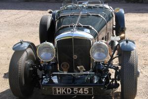 1947 BENTLEY MK.V1 SPECIAL Reg number HKD545 Chassis number B220AK.  Photo