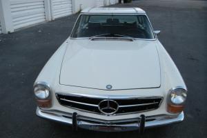1969 Mercedes Benz 280SL W113 Pagoda Automatic A/C
