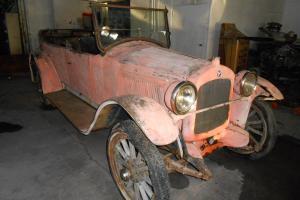 1923 HUPMOBILE  PHEATON ,BARN FIND ,COMPLETE ,RUST FREE ,PROJECT ,LOW RESERVE