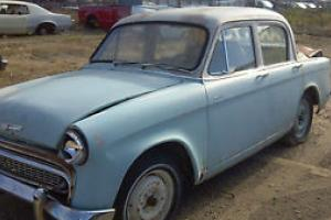 1955 Hillman Minx 4 Door Sedan