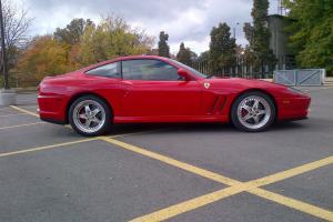 Ferrari : 550 Photo