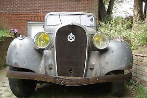 Hotchkiss 686 - 1936 .
