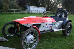 RACE TRIALS CAR ALAN GISBY BUILT WE NEED A CLASSIC SIDECAR OUTFIT FOR RACING  Photo