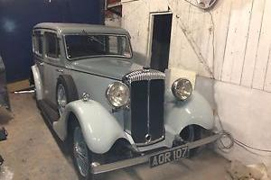 Daimler 15 1935 Grey Saloon Excellent condition inside and out