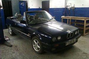 BMW/325I/CONVERTIBLE/E30/5.SPEED MANUAL.1991MODE/REG