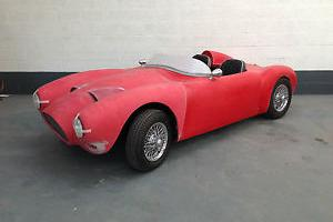 TRIUMPH SAMMIO SPYDER HERALD 1500 RED KIT CAR UNFINISHED PROJECT