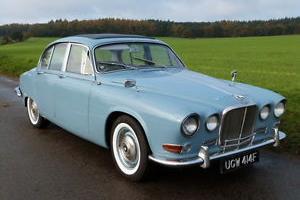 Stunning 1964 Jaguar 420, Manual / overdrive, 76000 miles
