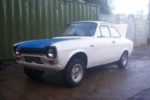 FORD ESCORT MK1 MEXICO GENUINE TYPE 49 SHELL 1972 TAX EXEMPT