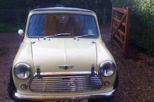 Classic Mini 1380cc  Photo