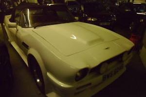 1978 FORD CAPRI MK3 AUTSTIN MARTIN BULLET REPLICA SHOW CAR PX WELCOME