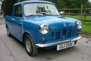 Mini Pickup 1974 concours show condition