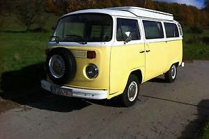 VW Bus T2 b Bj.1973, Devon Camper, to restore