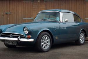 1965 SUNBEAM TIGER HARRINGTON 302ci V8 BLUE