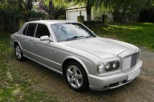 2003 Bentley Arnage T  Photo