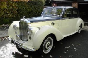 1953 Bentley R-Type  Photo