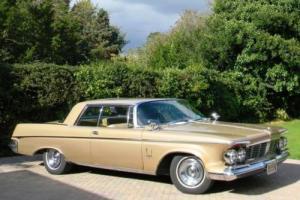1963 Chrysler Imperial Custom