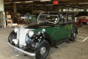 Rover P3 Barn (office) Find, Dry Stored Since 1985 For Restoration  Photo