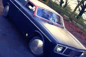 volvo 144 hot rod and cafe racer bike for swap or sale
