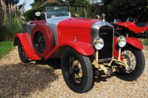 1929 Amilcar M2
