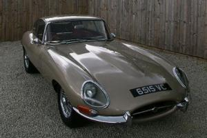 1962 Jaguar E-Type Coup