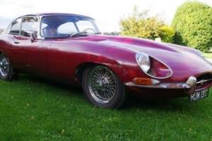 1968 Jaguar E-Type Series II Fixed Head Coup
