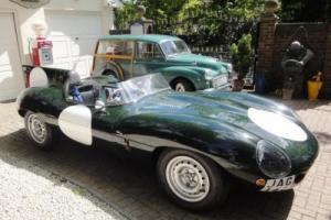 1968 Jaguar D-Type Replica by RAM