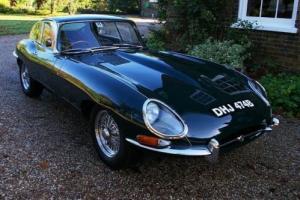 1964 Jaguar E-Type Series I Fixed Head Coup