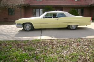 1969 Cadillac DeVille Convertible- Great condition