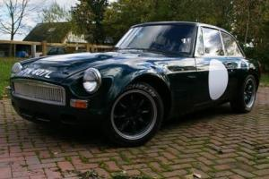 1972 MG BGT V8 Sebring Recreation Race Car