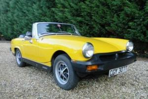 1979 MG Midget Mk.IV  Photo