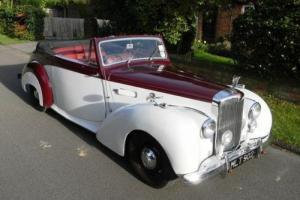 1951 Alvis TA21 Drophead Coup