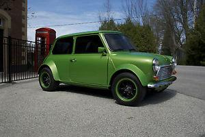 Mini : Classic Mini CUSTOM Photo